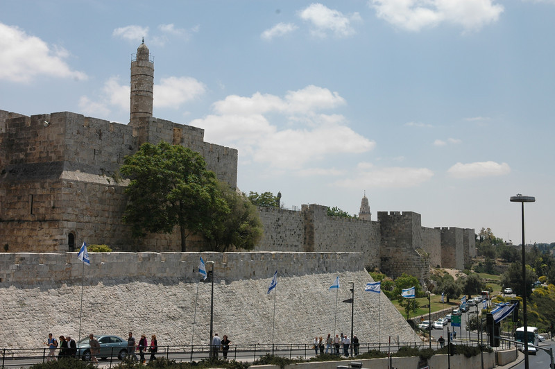 Tower of David, City Wall, Jerusalem