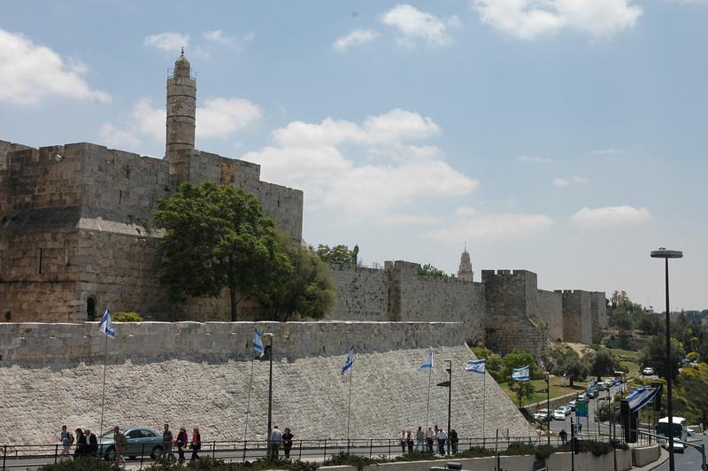 Tower of David, City Wall, Jerusalem