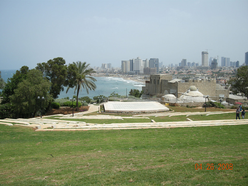 Tel Aviv Beaches from Old Jaffa