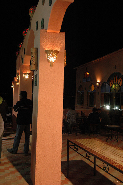 Dead Sea, Morocco Restaurant, Israel