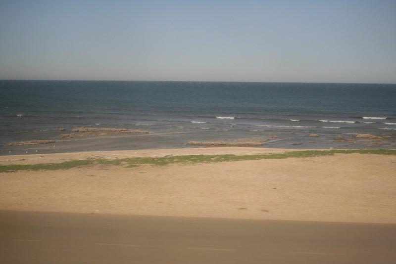 On the way to Haifa/Akko (view from the train)