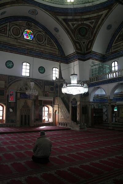 Mosque of Jerash Pasha / Al-Jazzar Mosque