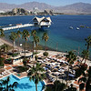 Le Meridian Eilat Suite: View from the balcony