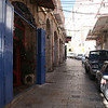 One of the smaller lanes in the old city (Jewish Quarter)