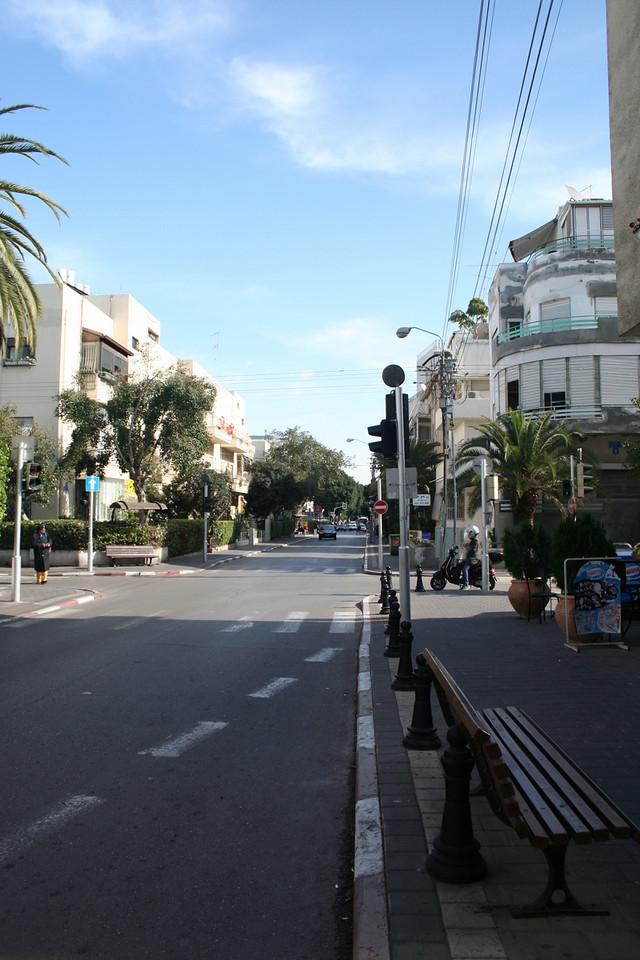 Frishman St., Tel Aviv