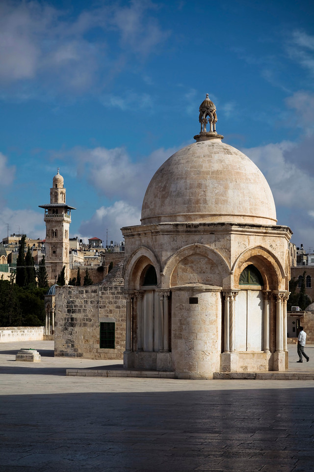 Temple Mount area