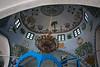 Interior of a Safed synagogue