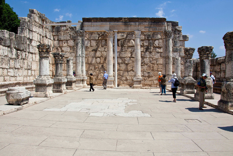 Jesus' synagogue