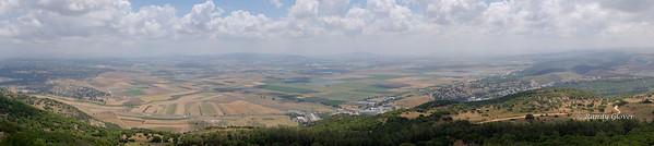 Jezreel Valley_Panorama