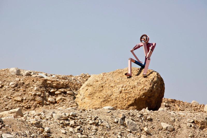 Those whimsical Israelis