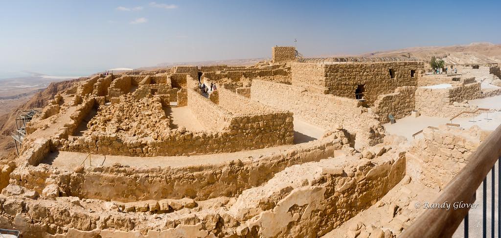 Masada Panorama