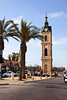 The Jaffa clock tower, 1906.