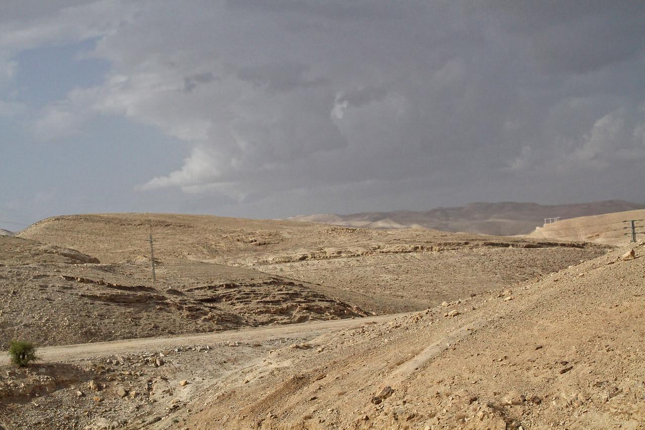 Jericho to Jerusalem
