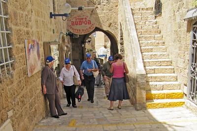 Jaffa Old Town
