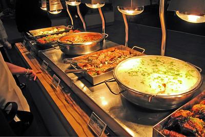 Dinner in Tel Aviv Hotel