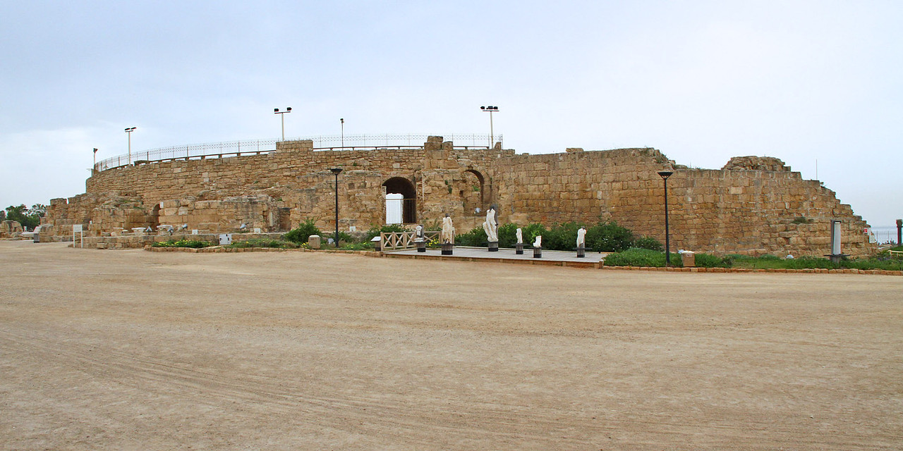 Caesarea - Ancient Port City