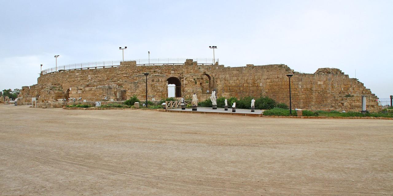 Caesarea - Ancient Port City