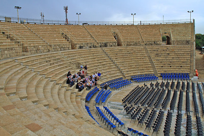 Caesarea - Coliseum