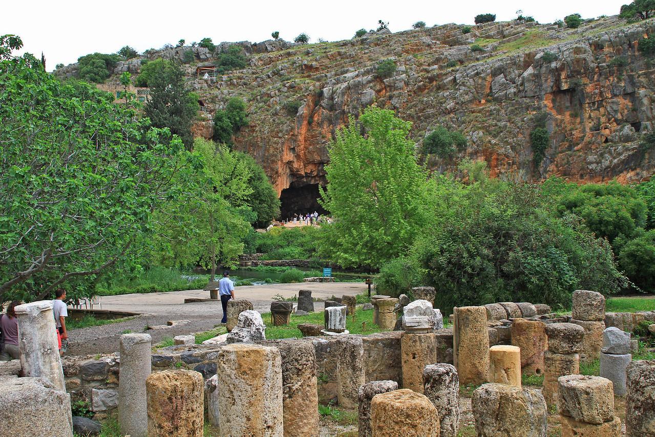 Banias Springs (Caesarea Philipe)