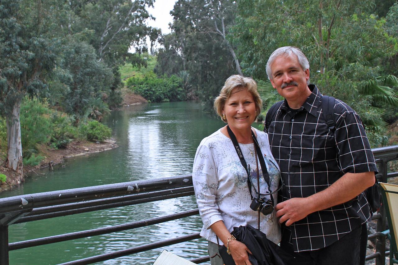 Jordan River Baptismal Place