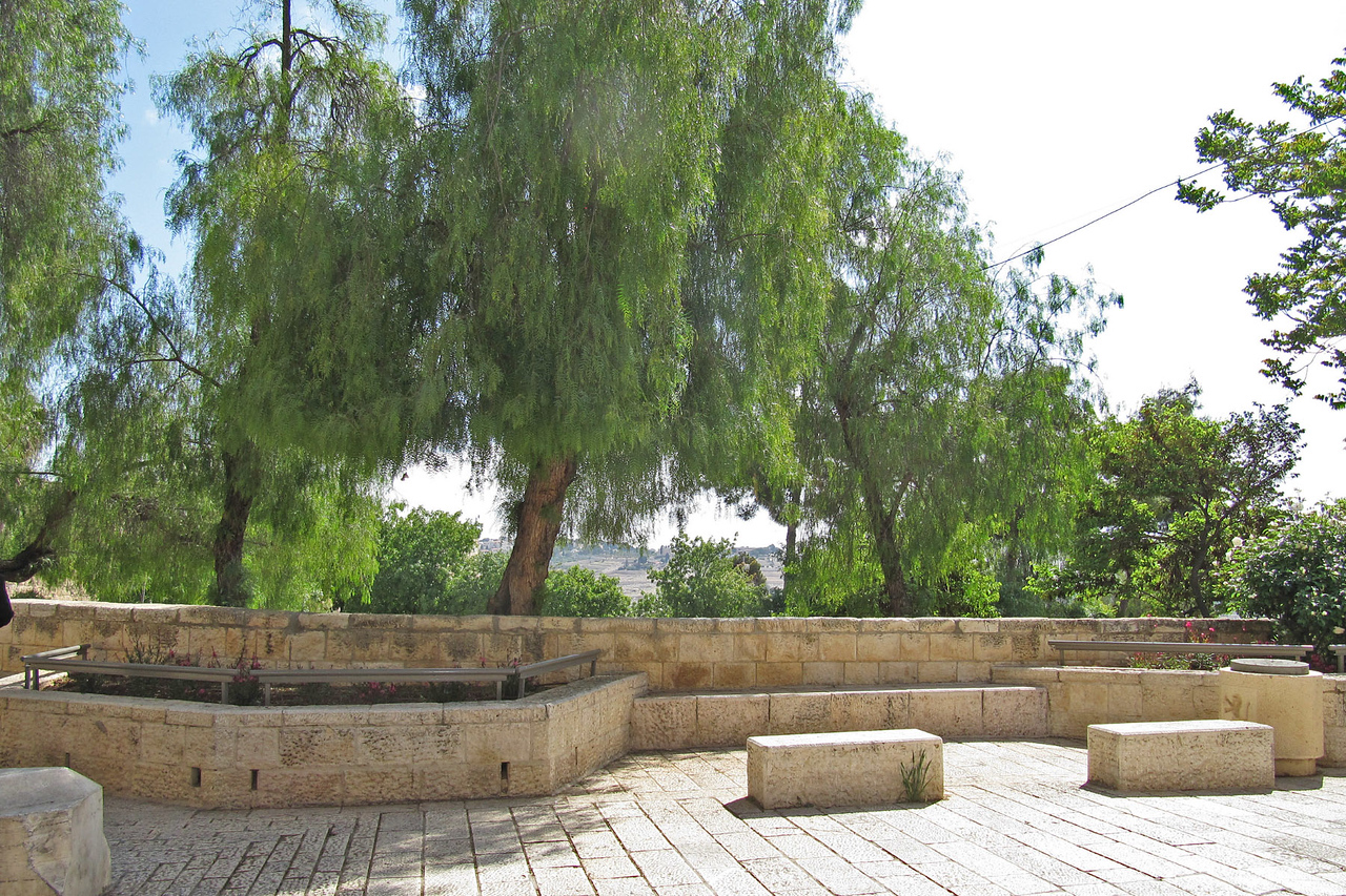 Plaza Overlooking Western Wall
