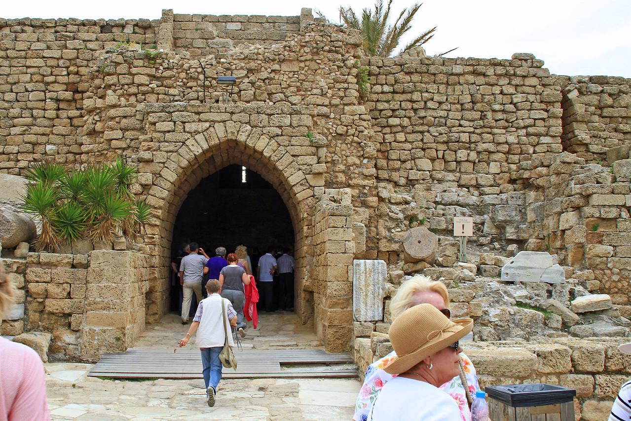 Caesarea - Gate