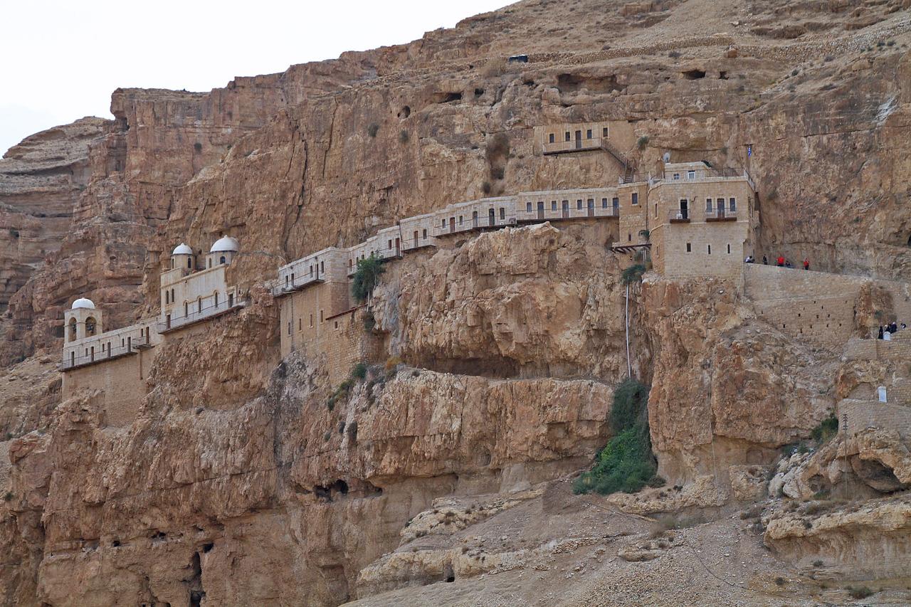 Monastery - Mt. of Temptation