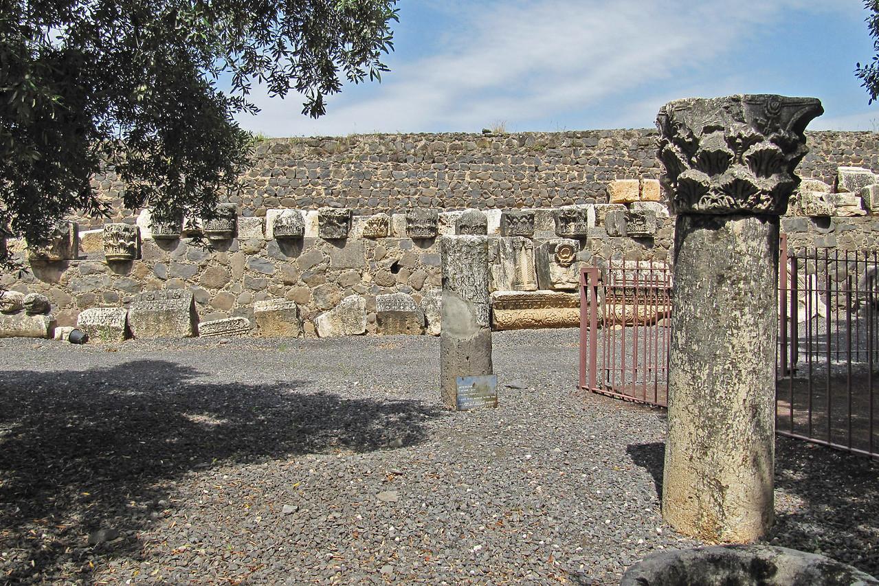 Capernaum - Ancient Synagogue