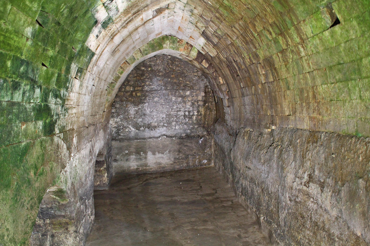 Ancient Streets - Now Under Ground