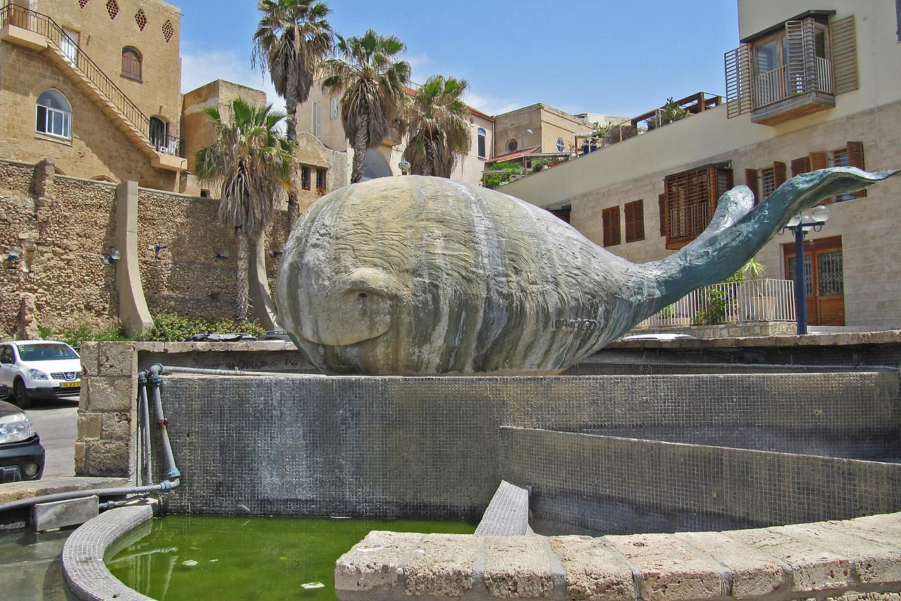 Whale that Swallowed Jonah