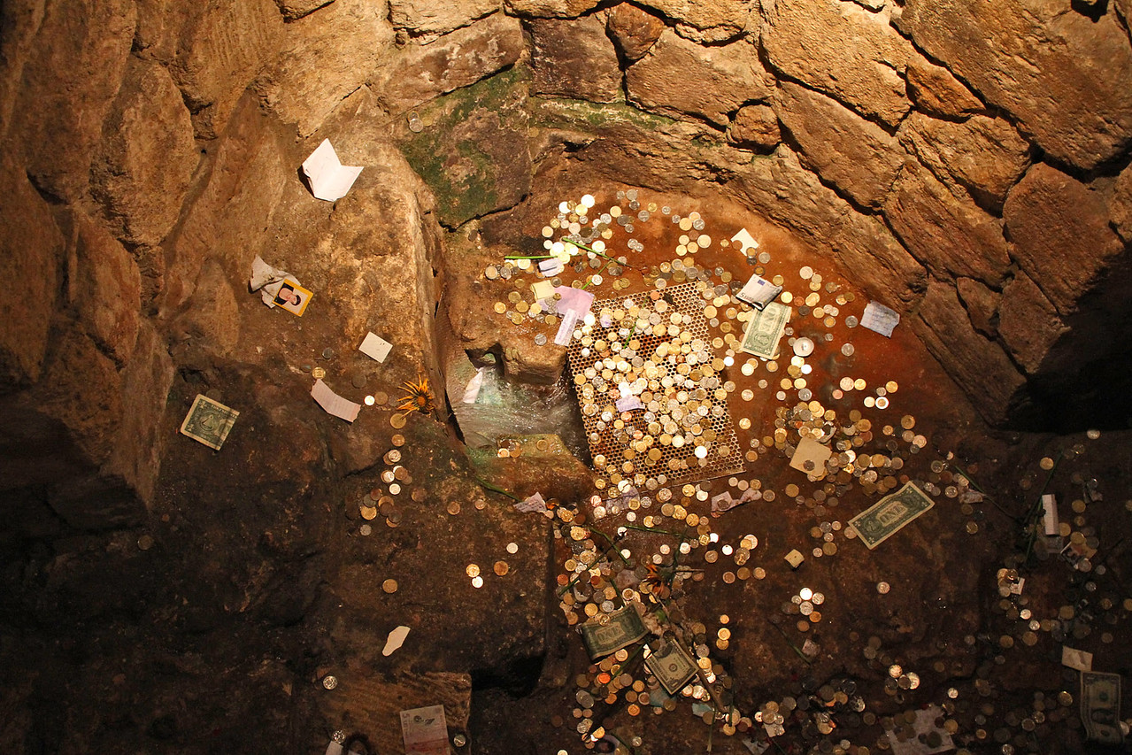 Nazareth - Mary's Well in Church