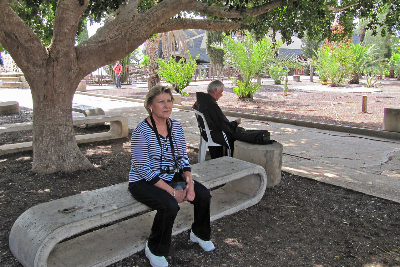 Capernaum - Gardens