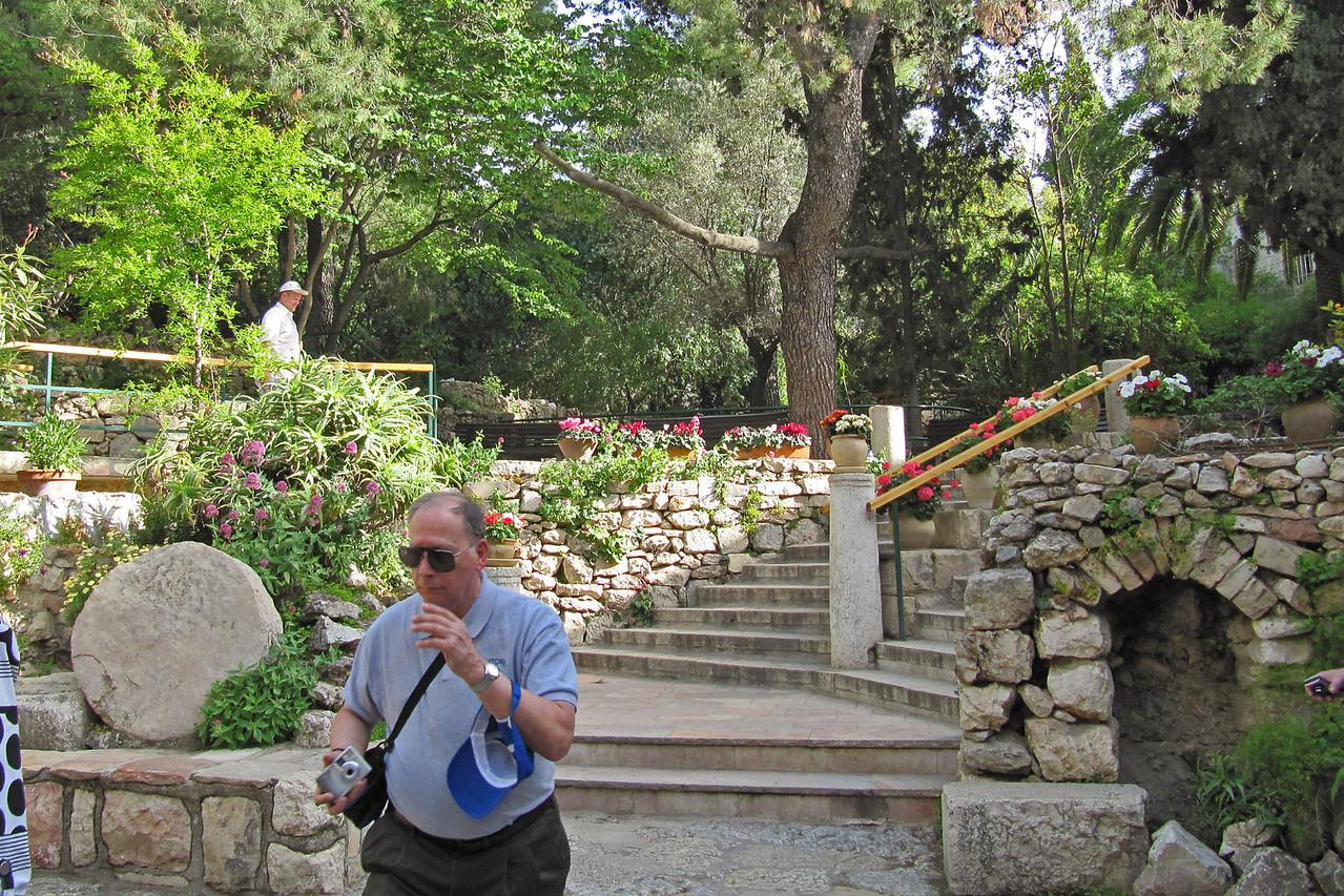Garden Tomb - Gardens