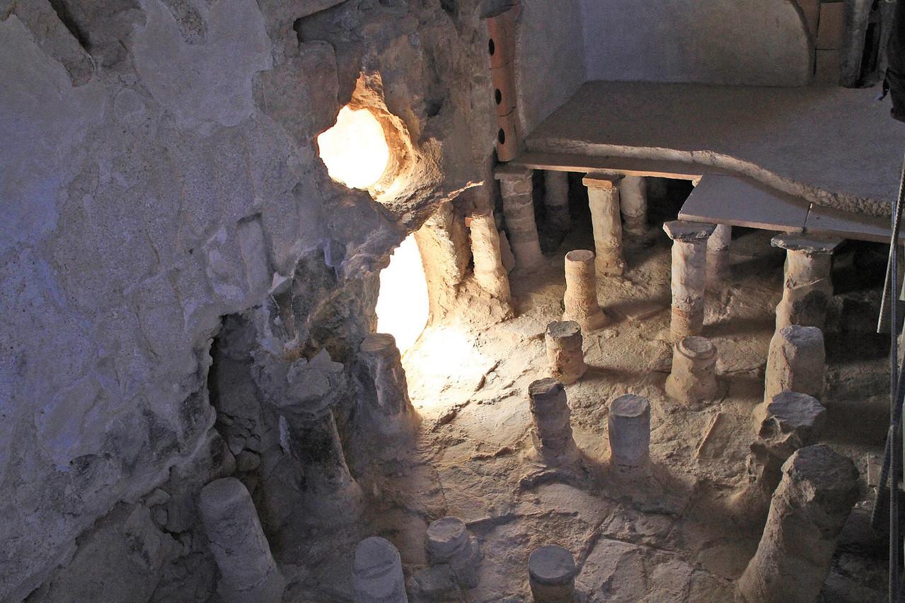 Masada - Roman Bath