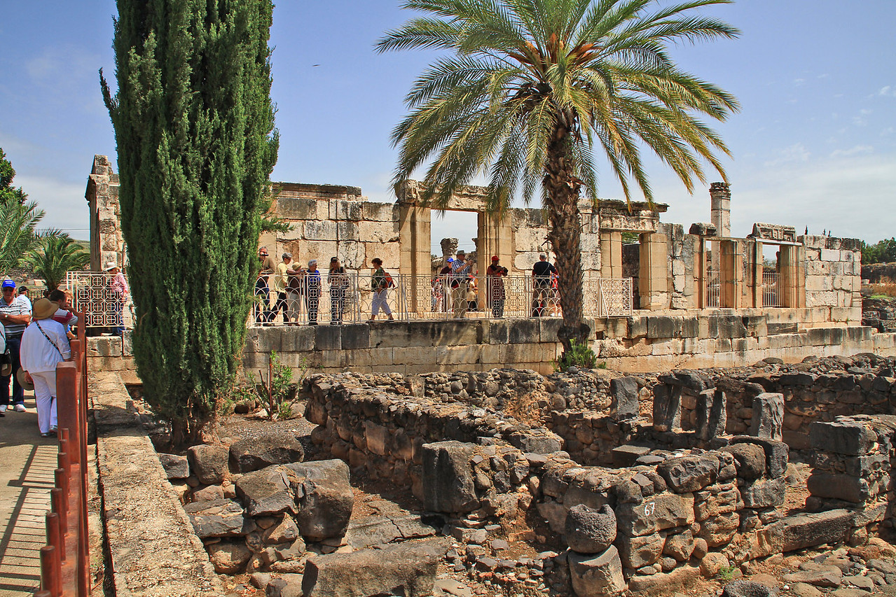 Capernaum - Ancient Synagogue