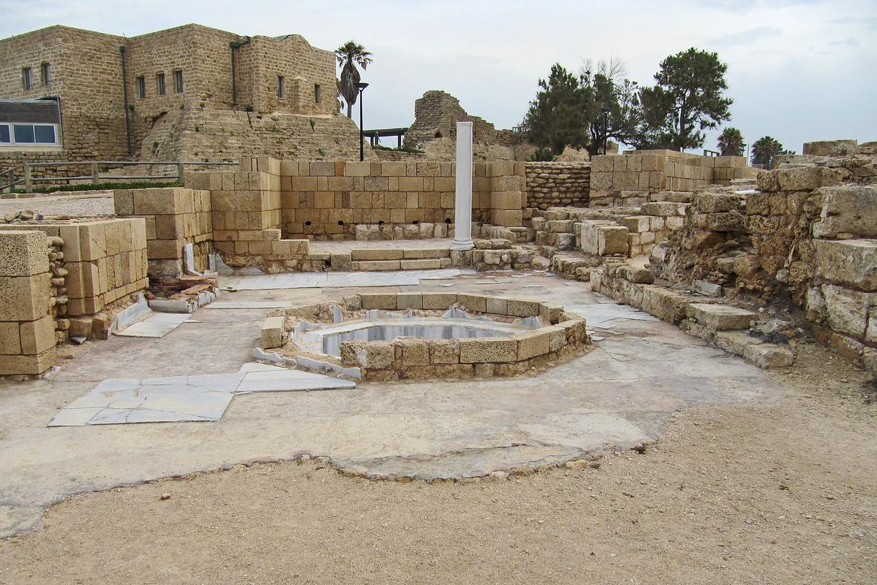 Caesarea - Bath House