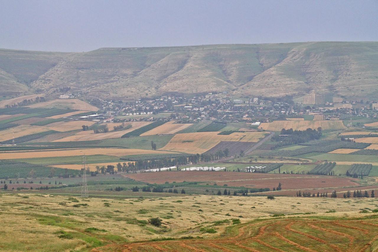 Near Sea of Galilee