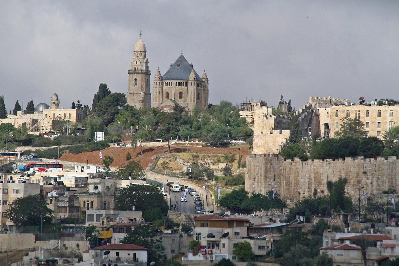 Dormition Abbey - Mt. Zion