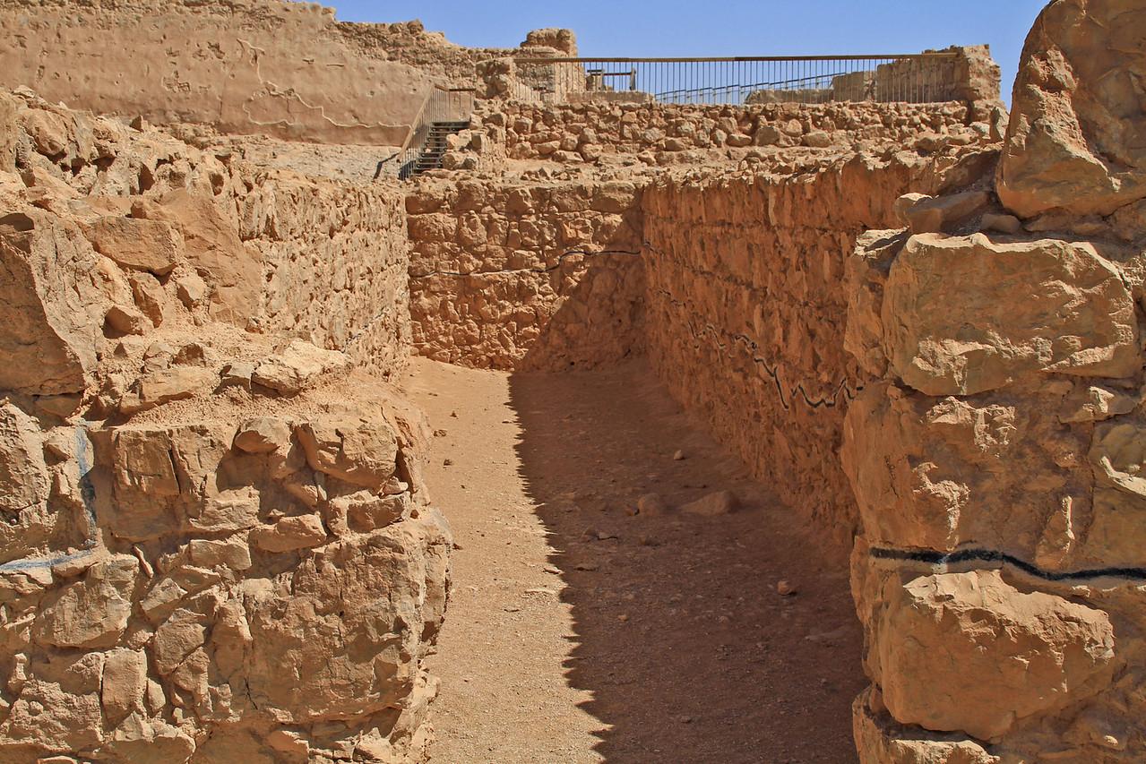 Masada - Grain Storage