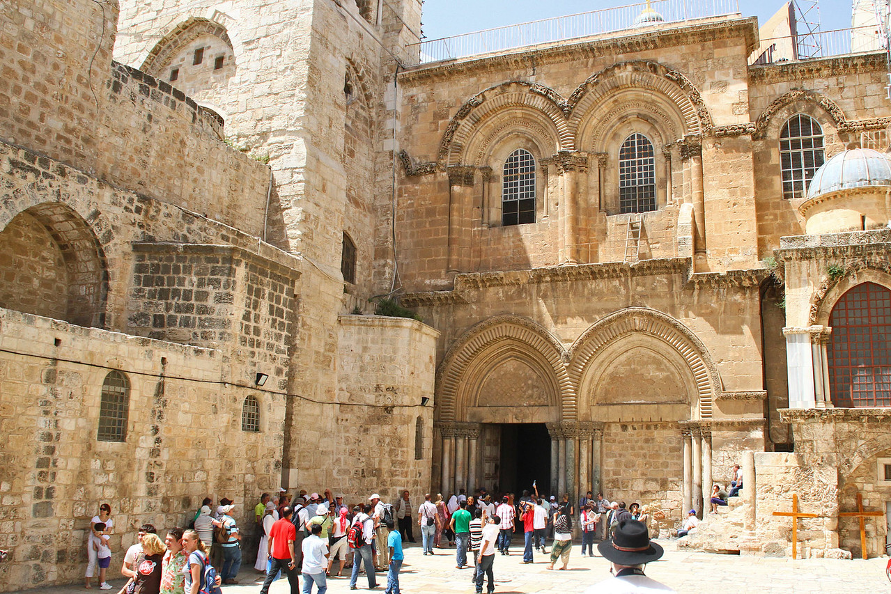 Church of the Holy Sepulchre - Christian Quarter