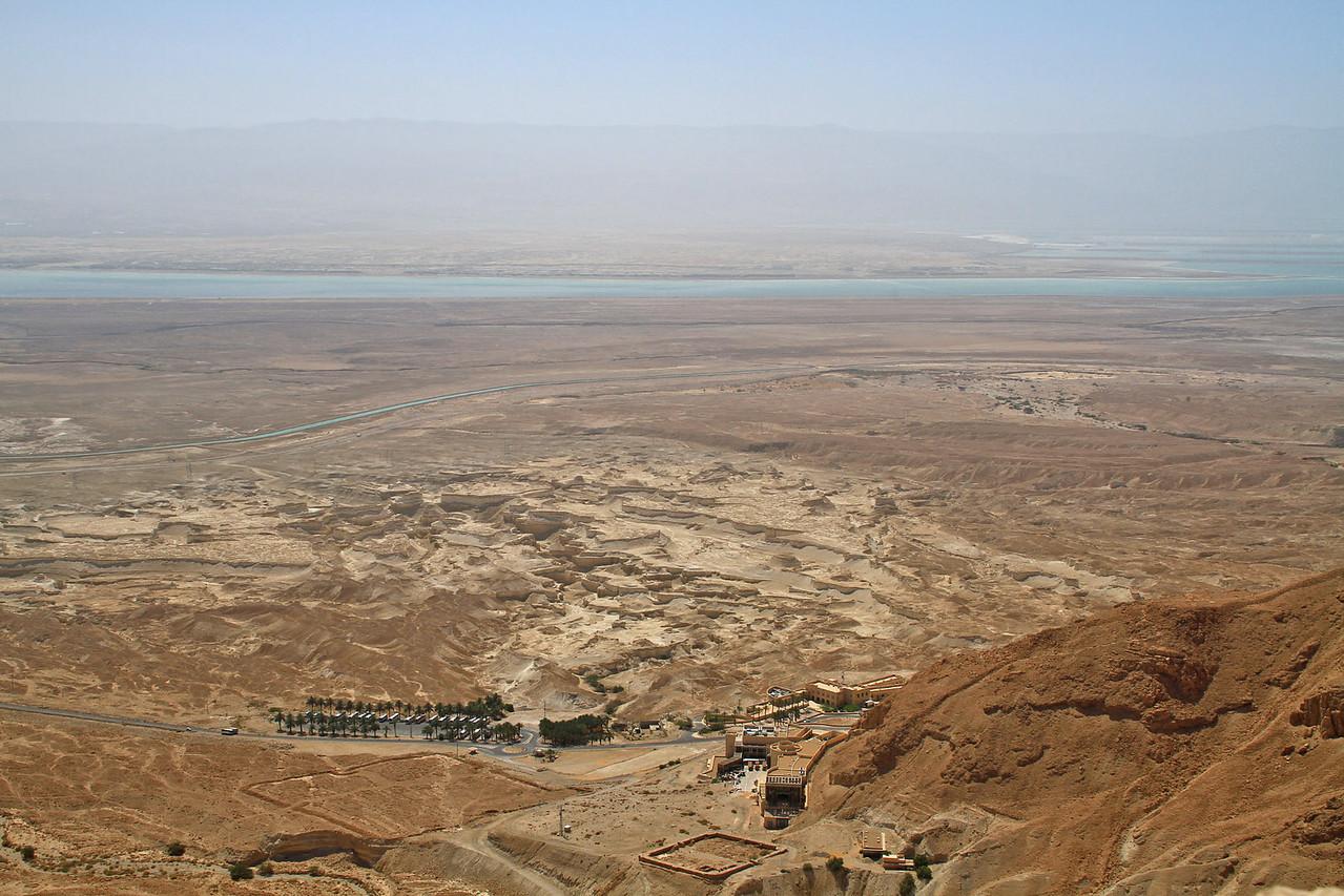 Desert & Dead Sea