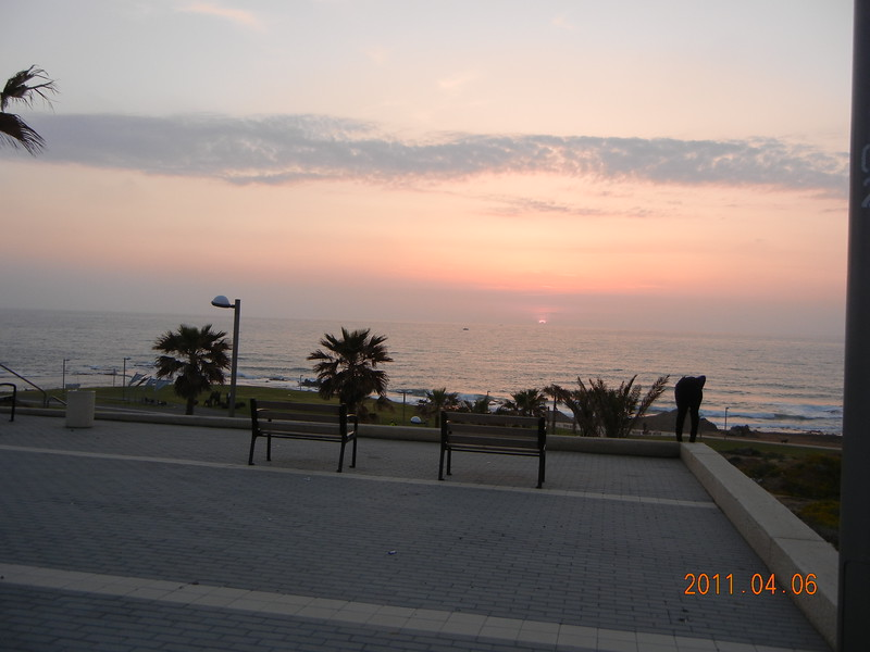 Jaffa Sunset, Israel