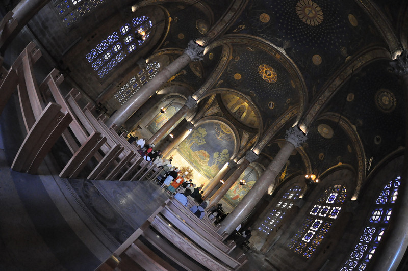 Church of the Nations, next to Garden of Gethsemane, Jerusalem, Israel