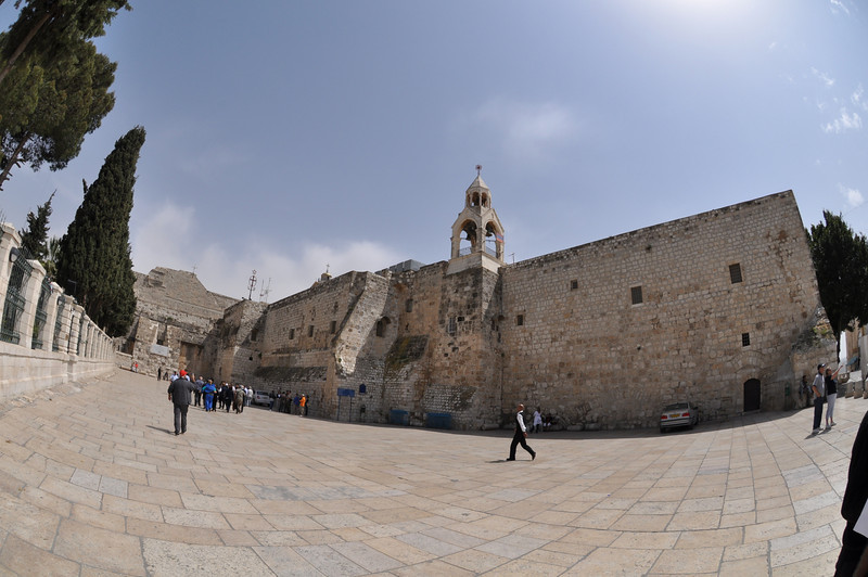 Manger Square, Bethlehem, West Bank