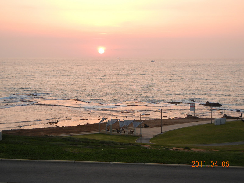 Jaffa Sunset, Israel