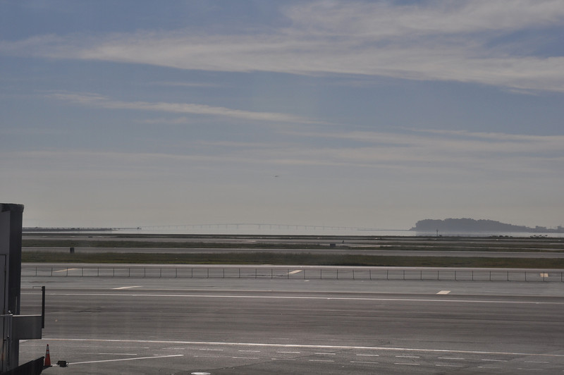 SFO - Bay Bridge or San Mateo?