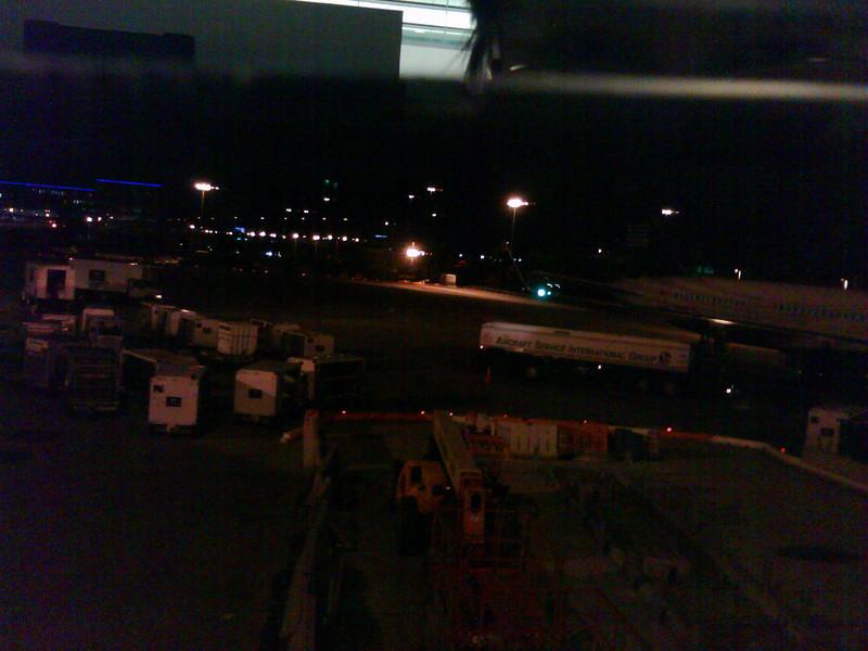 Gate @ Philadelphia Airport
