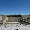 Required photo of the Wailing Wall and the Dome of the Rock.