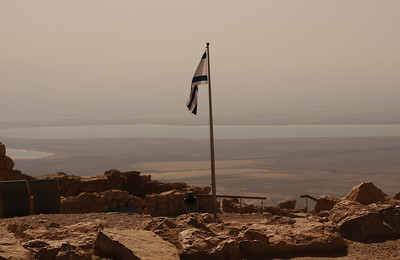 Israel, Masada National Park