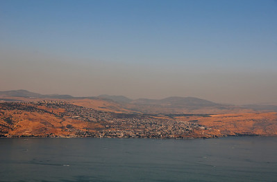 Israel, Sea of Galilee
